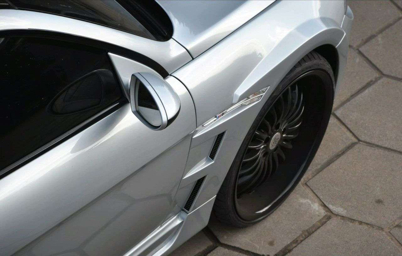 BMW M6 Prior Design 2009