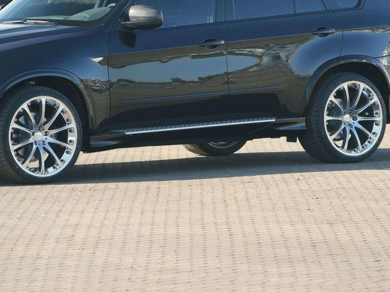 BMW X5 od Hartge 2009 2