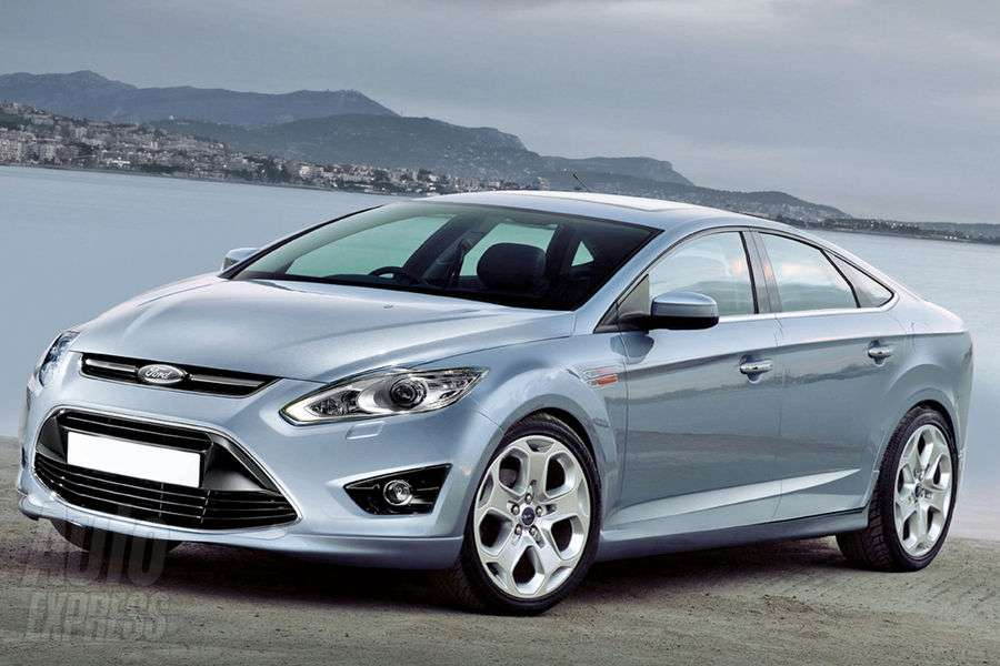 Nowy Ford Mondeo fot autoexpress
