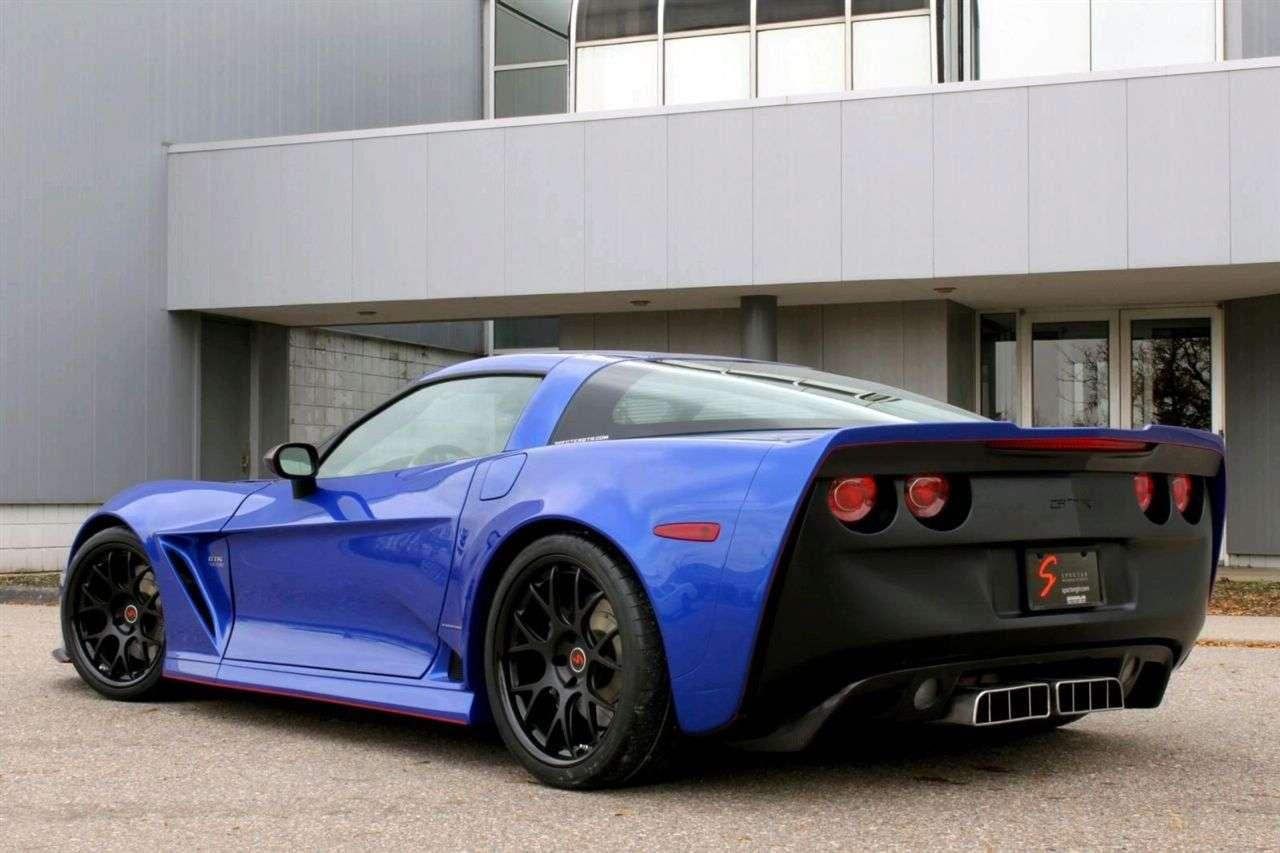 Corvette GTR Specter Werkes 2009