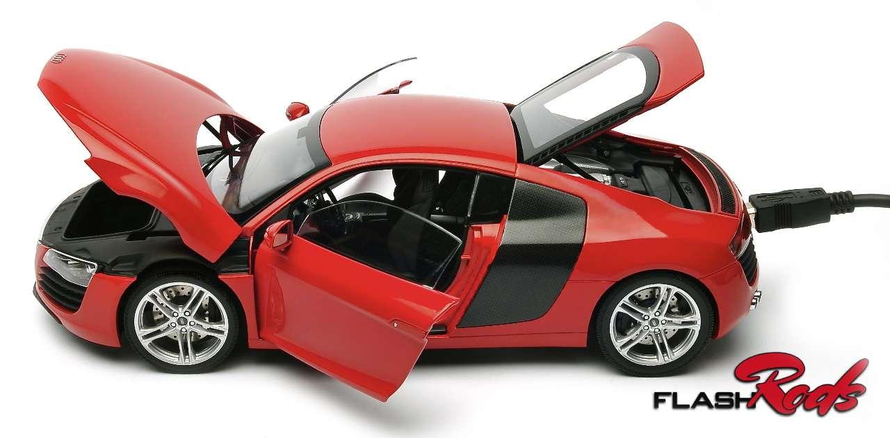 Dla maniakow Audi Dysk twardy R8 2009