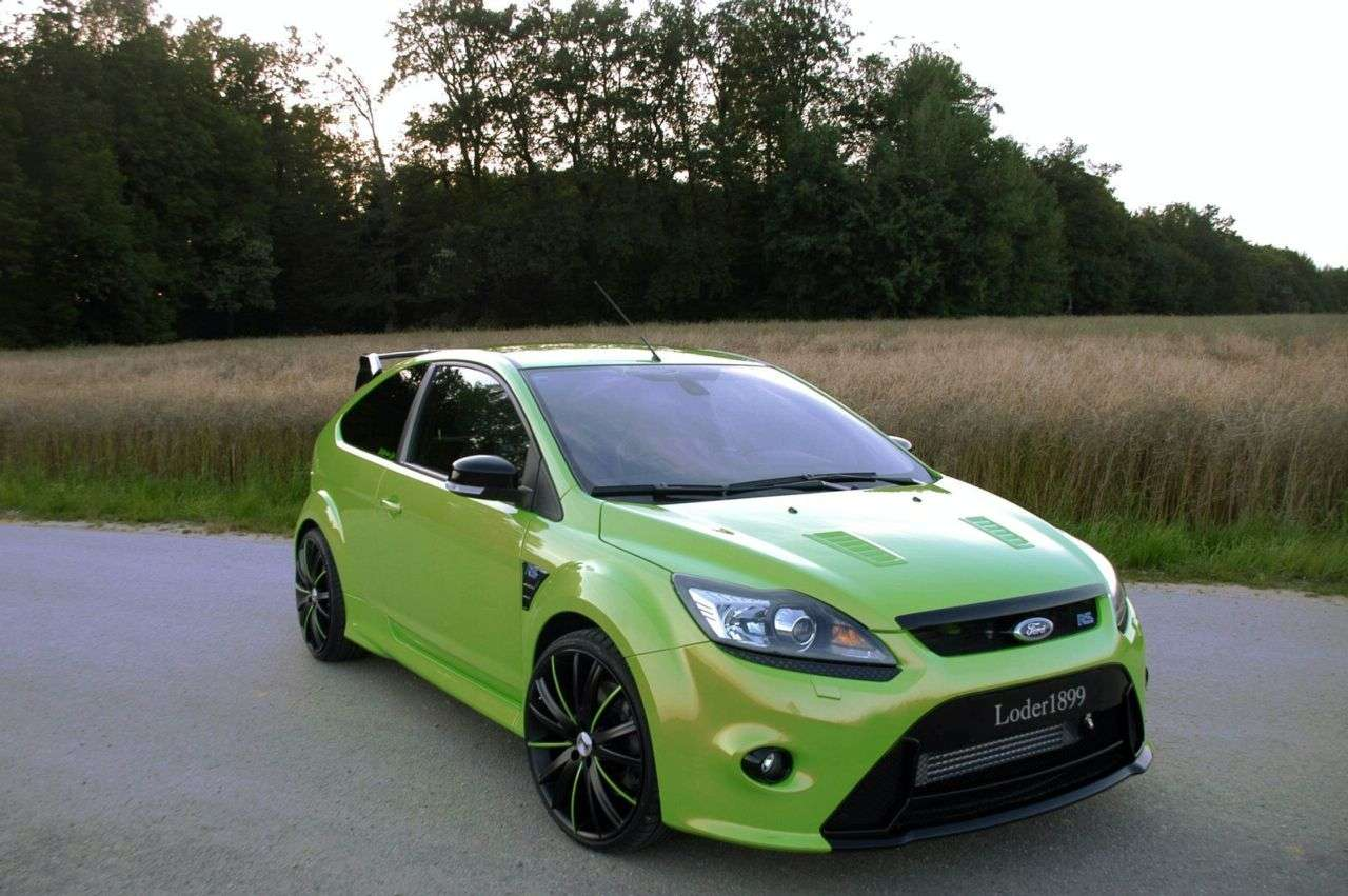 Ford Focus RS Loder1899 2009