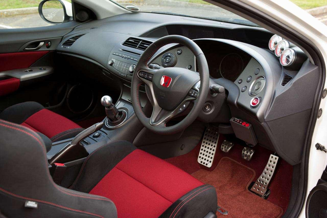 Honda Civic Type R Mugen za 38 599 funtow 2009