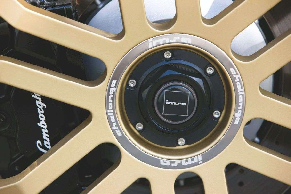 Lamborghini Gallardo LP 560-4 od IMSA 2009