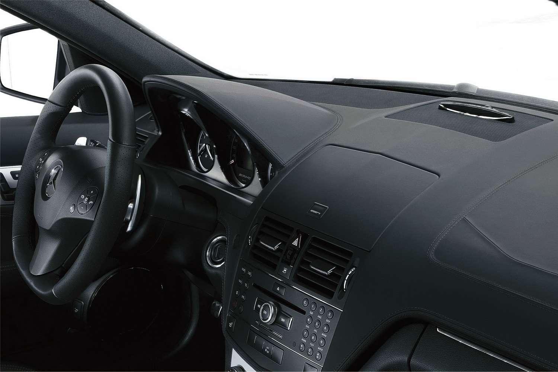 C63 AMG z fabrycznym pakietem Performance Package Plus 2009