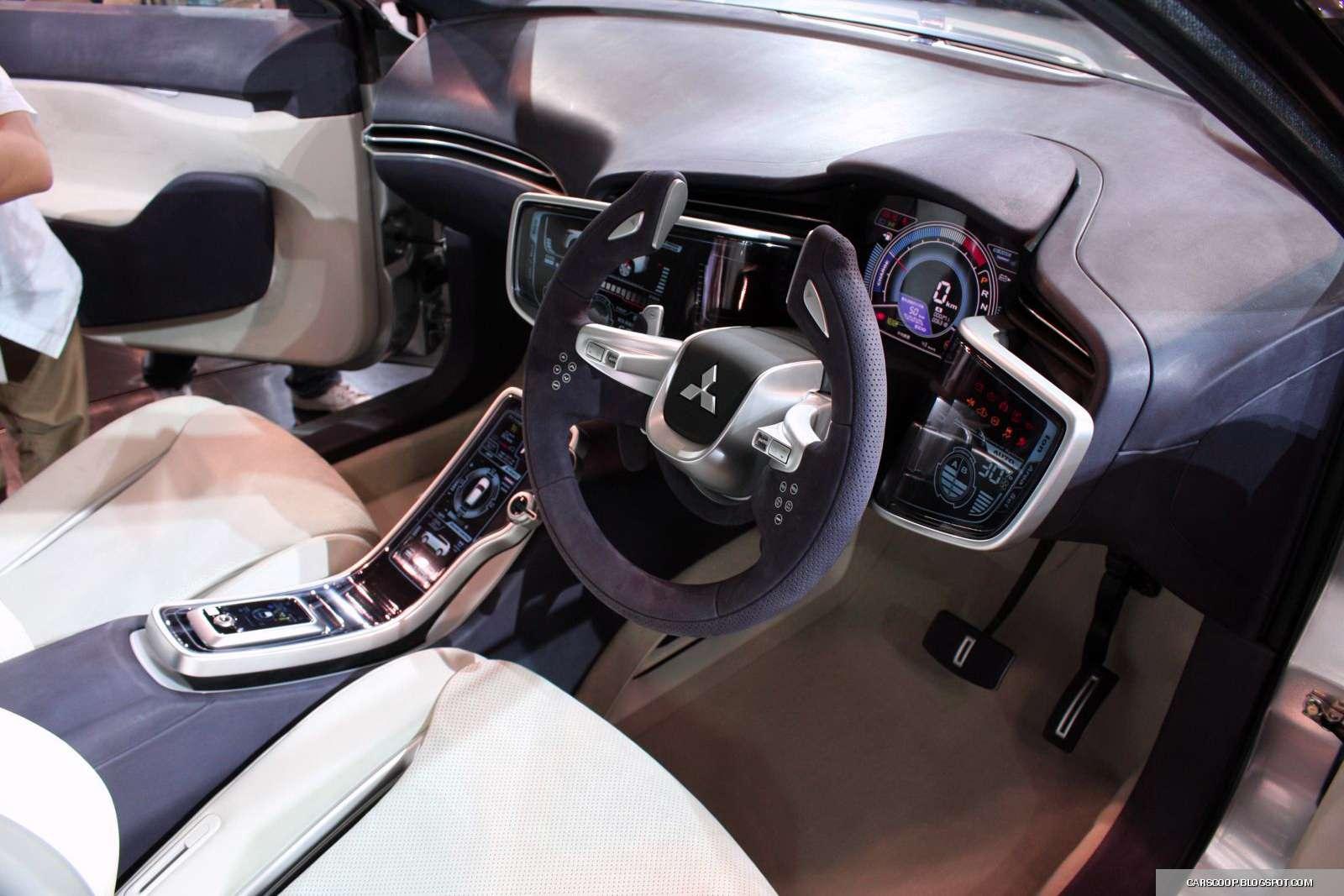 Mitsubishi Concept PX-MiEV Tokio 2009