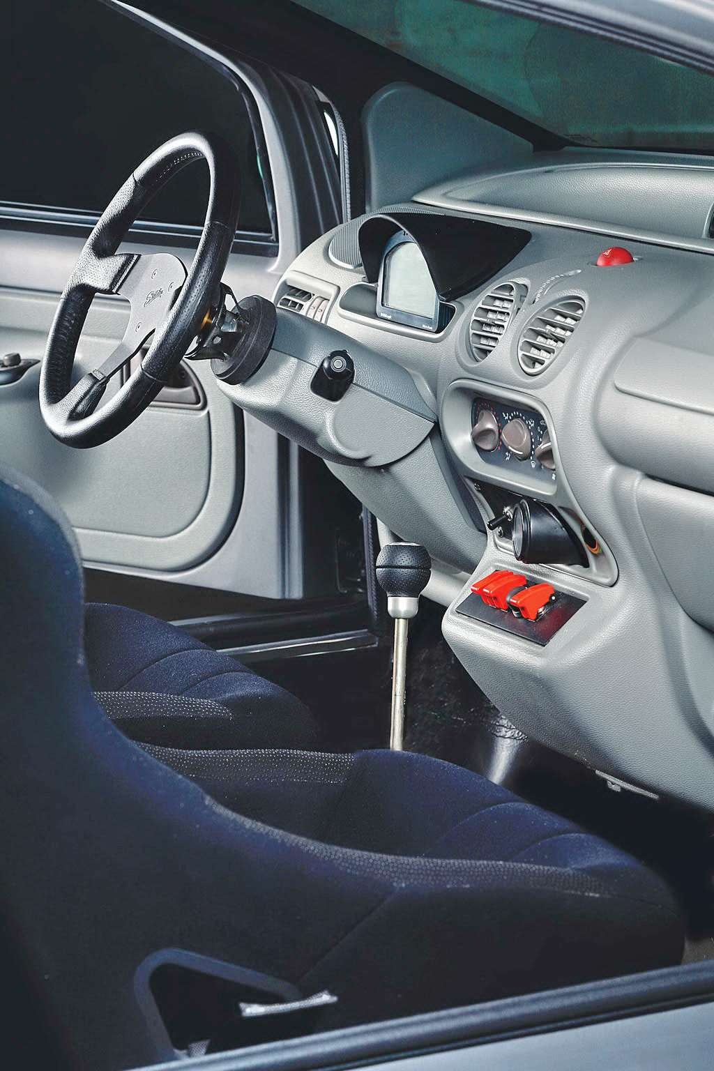 Renault Twingo V8 Trophy 2009 Range Rover