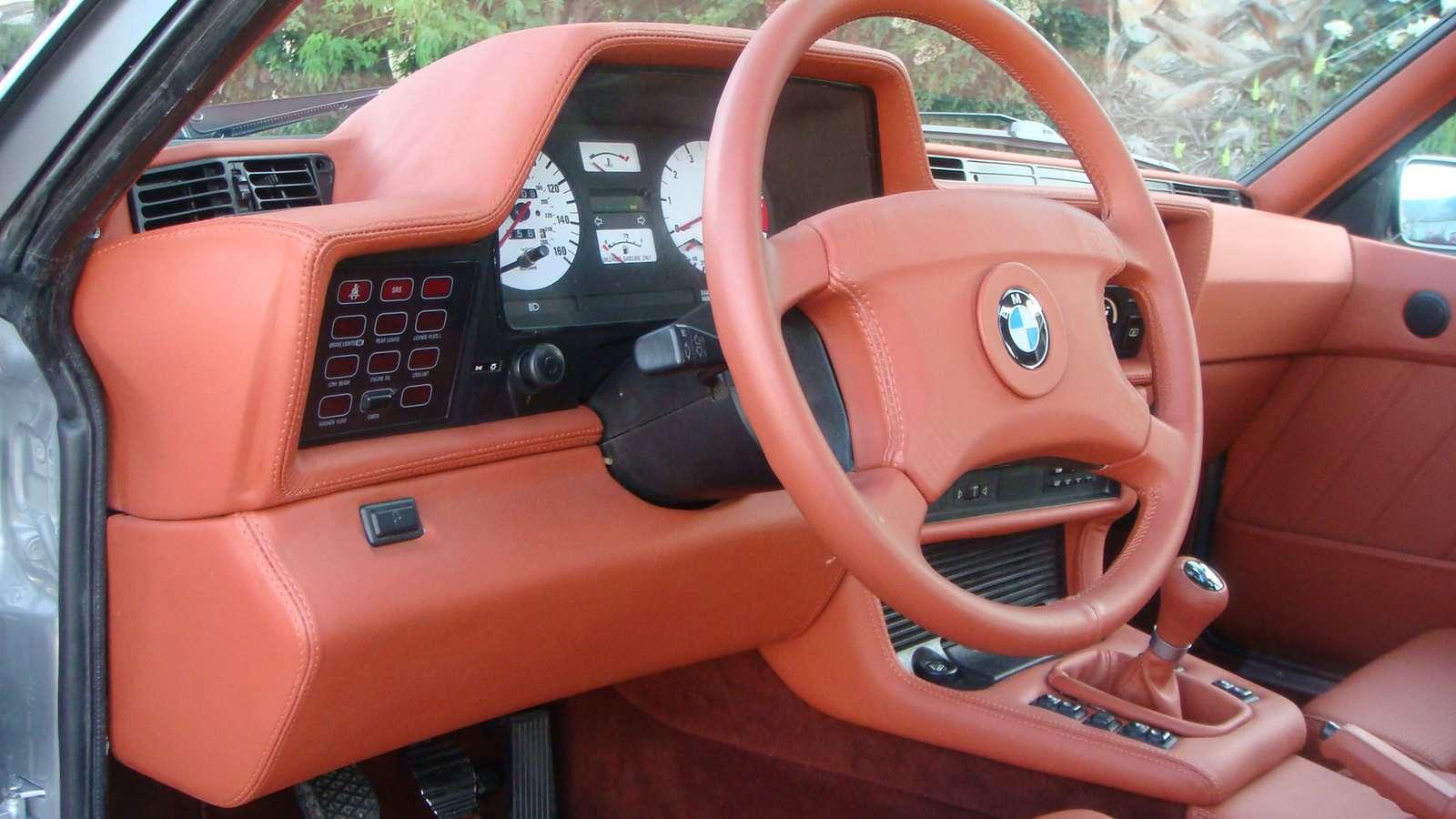 BMW serii 6 z 1988 roku za 250 000 2009