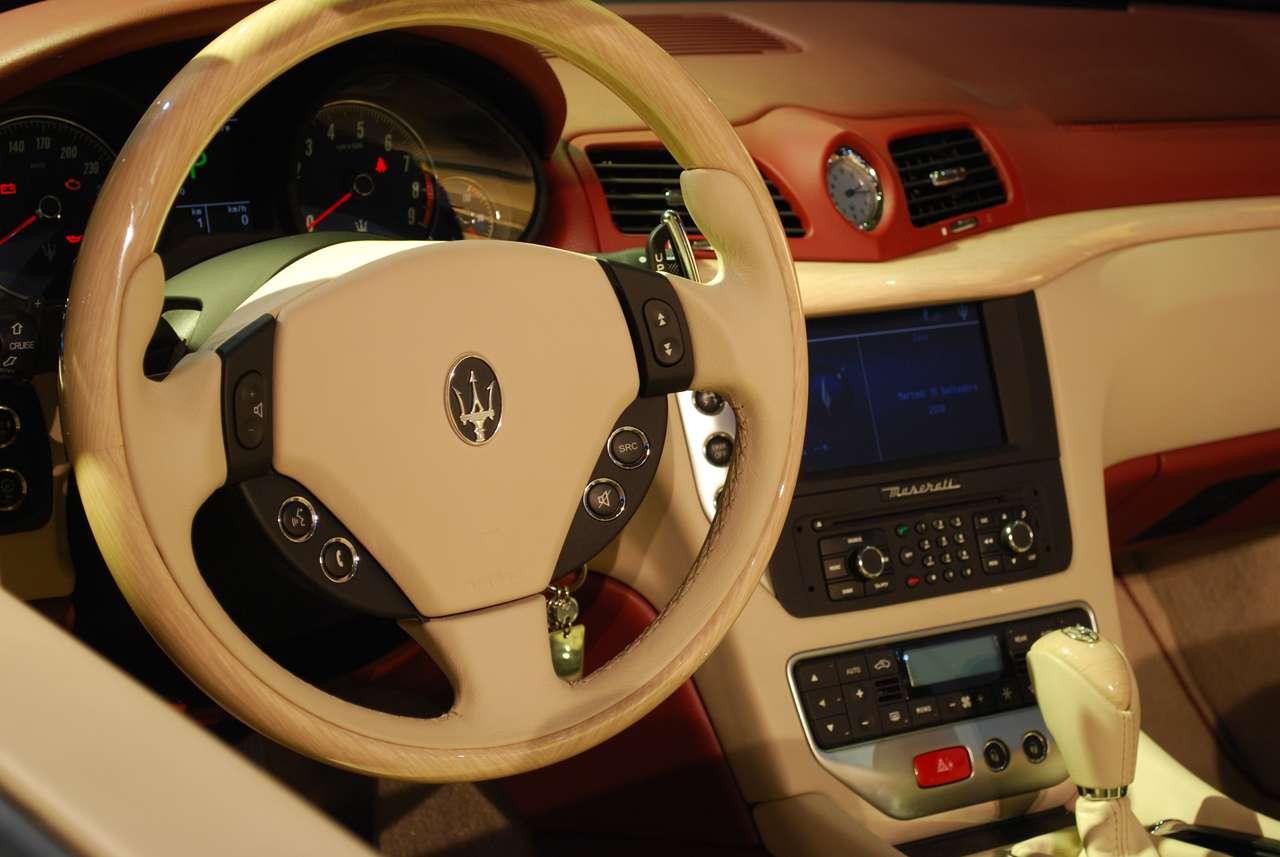 Frankfurt 2009: Maserati GranCabrio