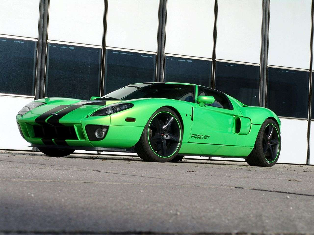 Ford GT HP790 Geiger 2009
