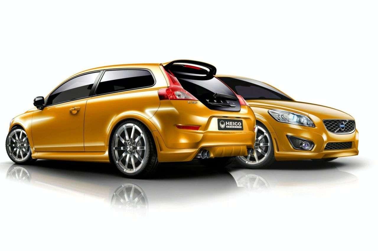 Heico Sportiv tuninguje ekologiczne Volvo C30 1.6D DRIVe