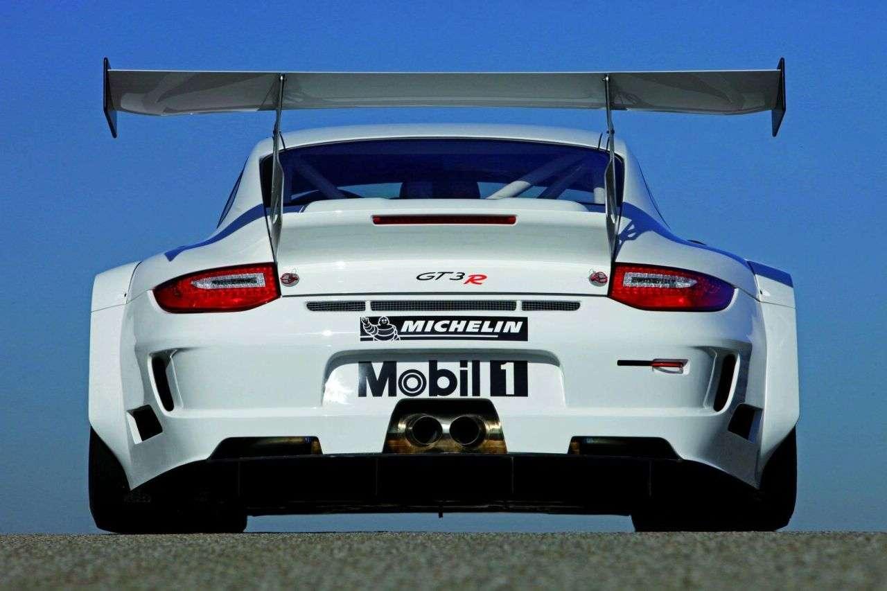 Porsche 911 GT3 R 2009