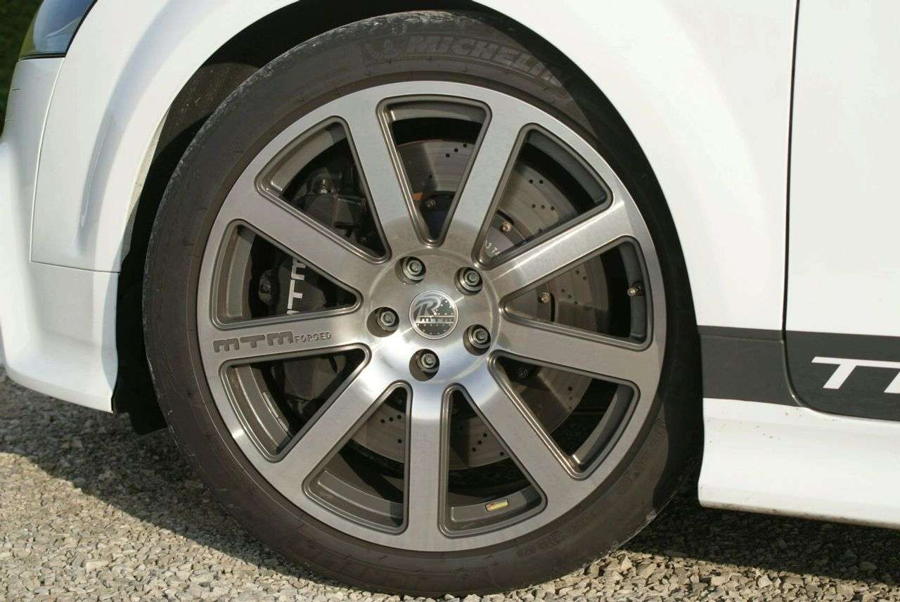 MTM Audi TT RS 2009