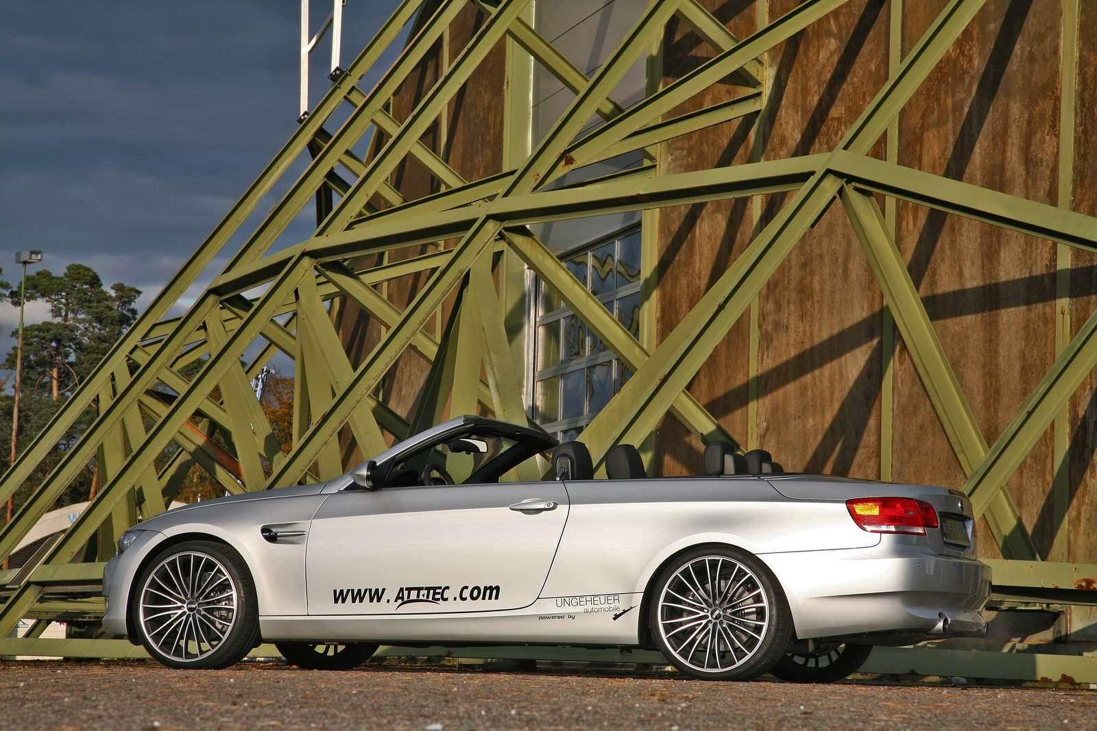 BMW 335i wedlug ATT Autotechnik 2009