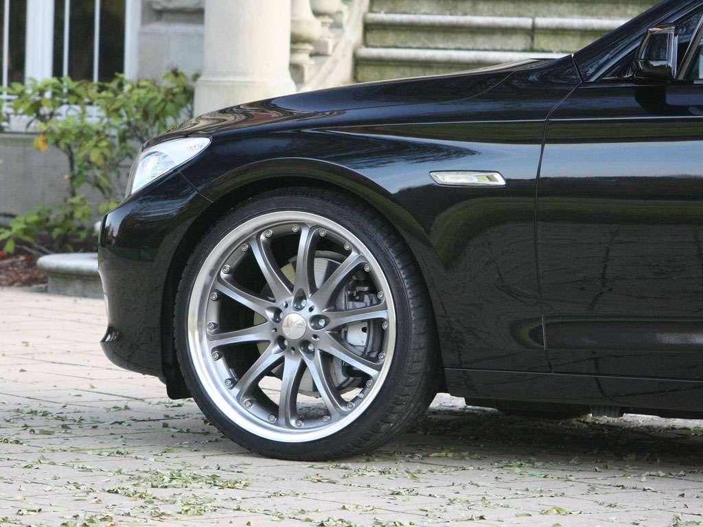Mini pakiecik od Hartge dla BMW 5 GT 2009