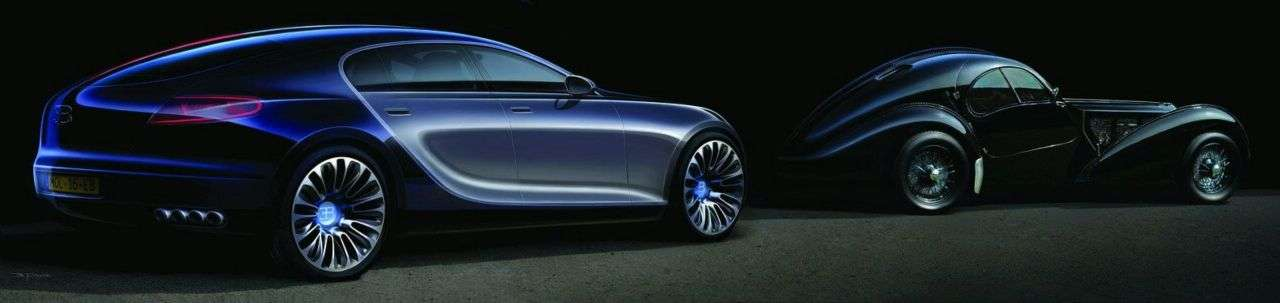 Bugatti Galibier new photo 2009 listopad