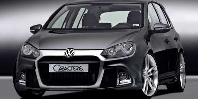 caractere vw golf vi 0glowne