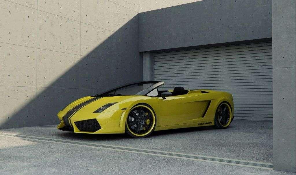 Lamborghini Gallardo LP620 od Wheelsandmore 2009