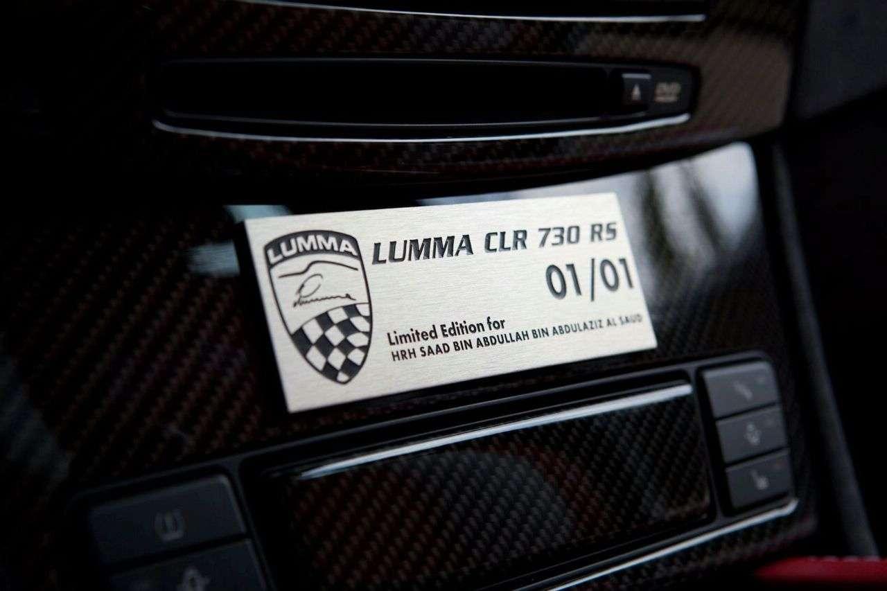 Lumma CLR RS BMW M5 730 KM i 700 Nm momentu obrotowego 2009