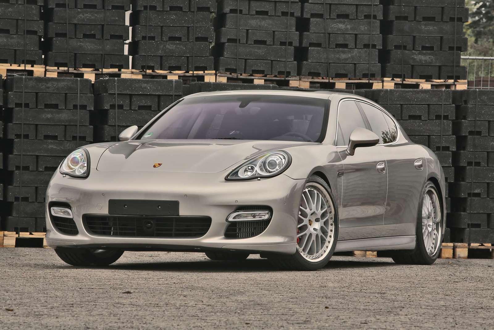 Porsche Panamera od Mcchip 2009