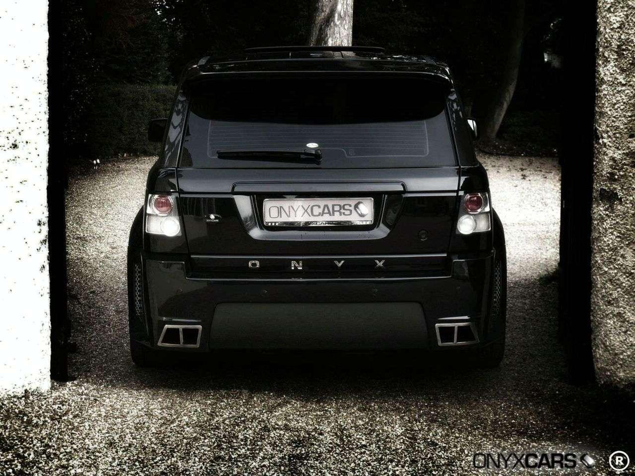 Range Rover Sport od firmy Onyx 2009
