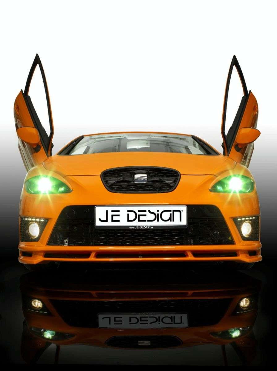Seat Leon FR od JE Design 2009