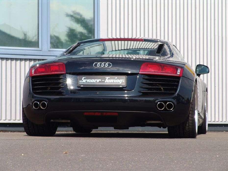 Audi R8 Senner 2009