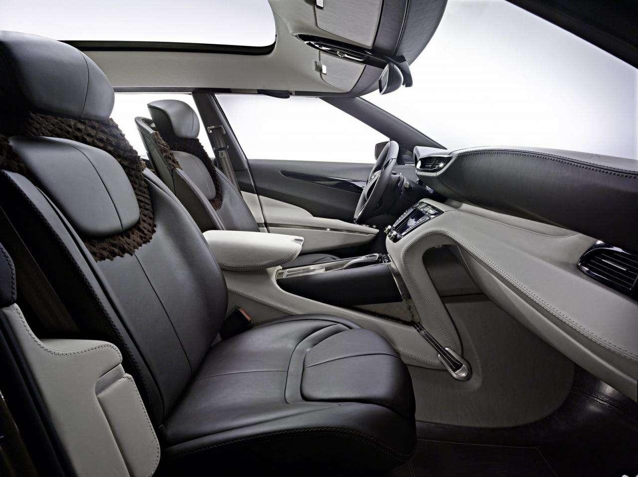 Aston Martin Lagonda concept new photo 2009