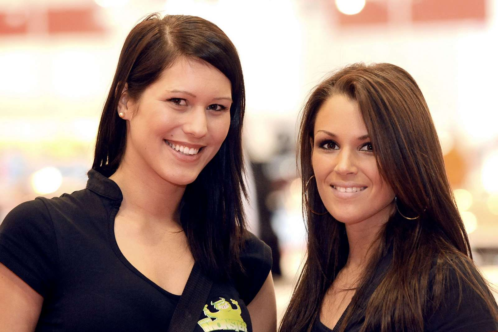Essen Motor Show 2009 kobiety