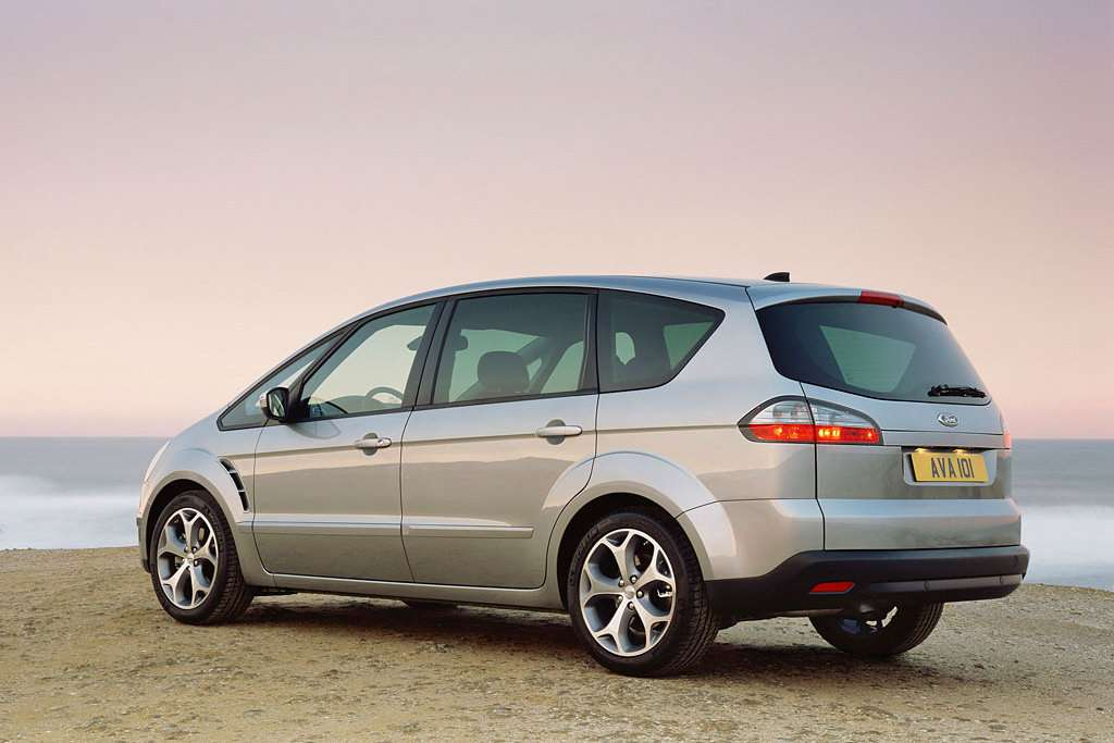 New Ford smax and gallaxy fot 2009