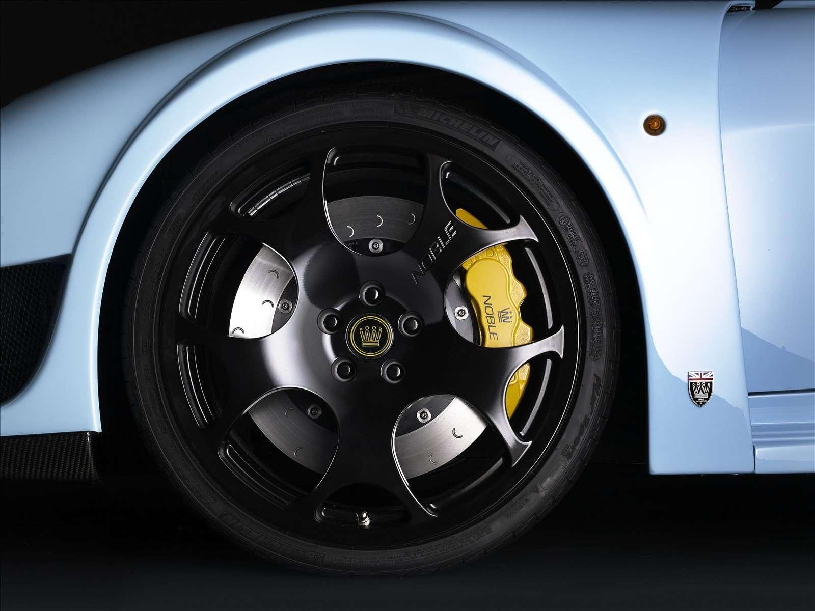 Top Gear Noble M600 z sercem Volvo 2009
