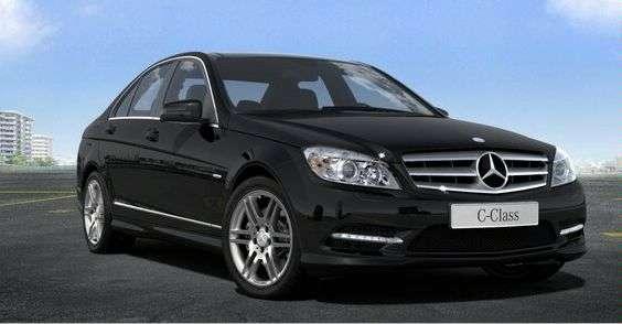 Zmodernizowany Mercedes Klasy C ujawniony