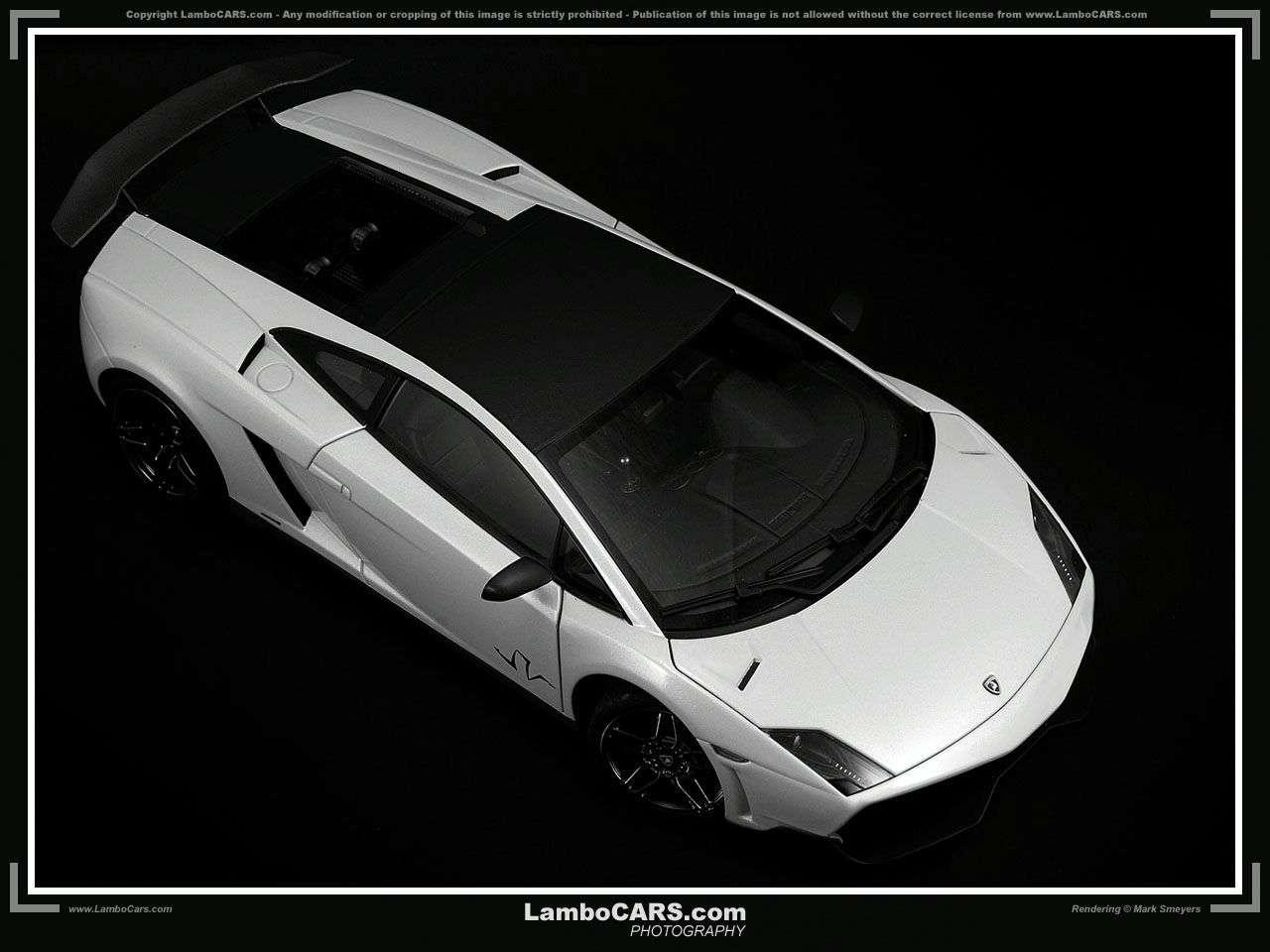 Lamborghini LP570-4 SV 2009