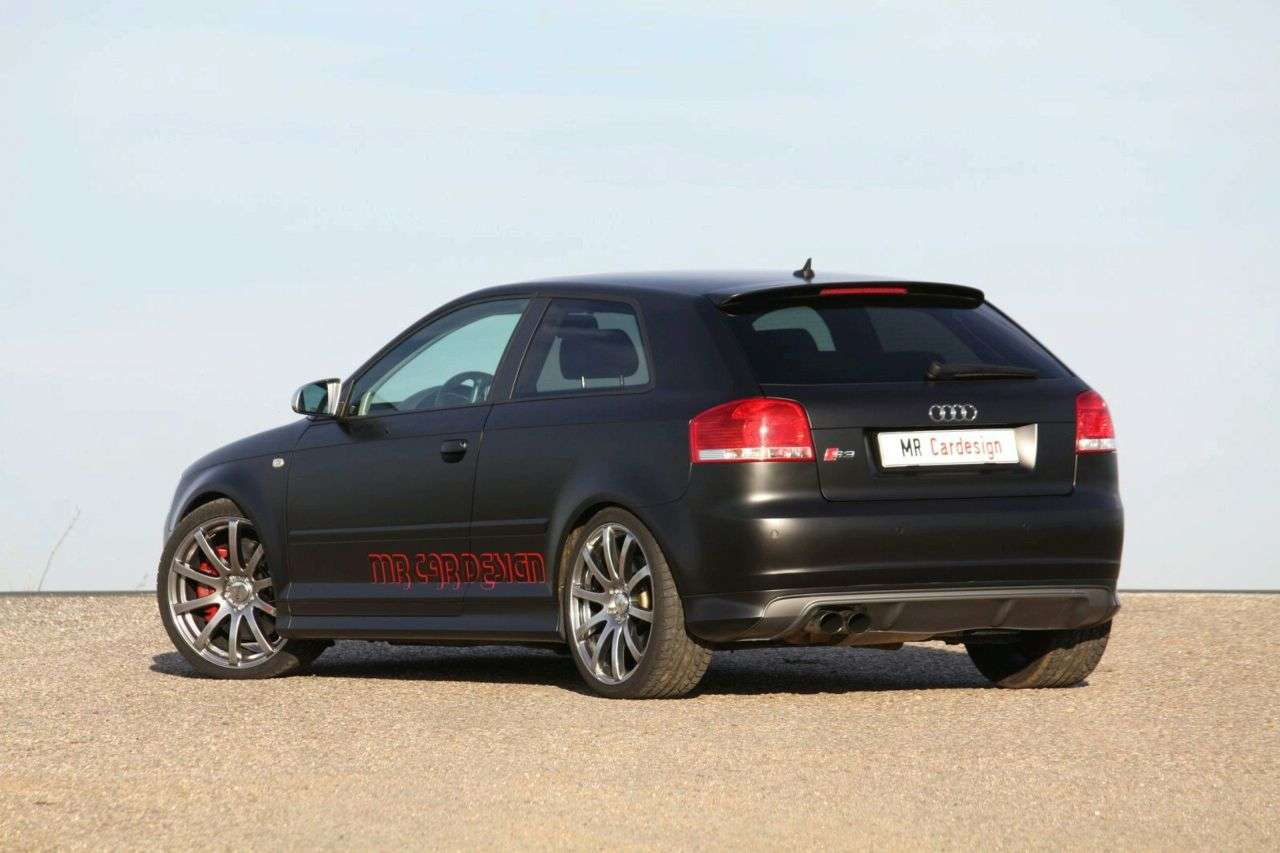 Audi S3 od MR Car Design 2009