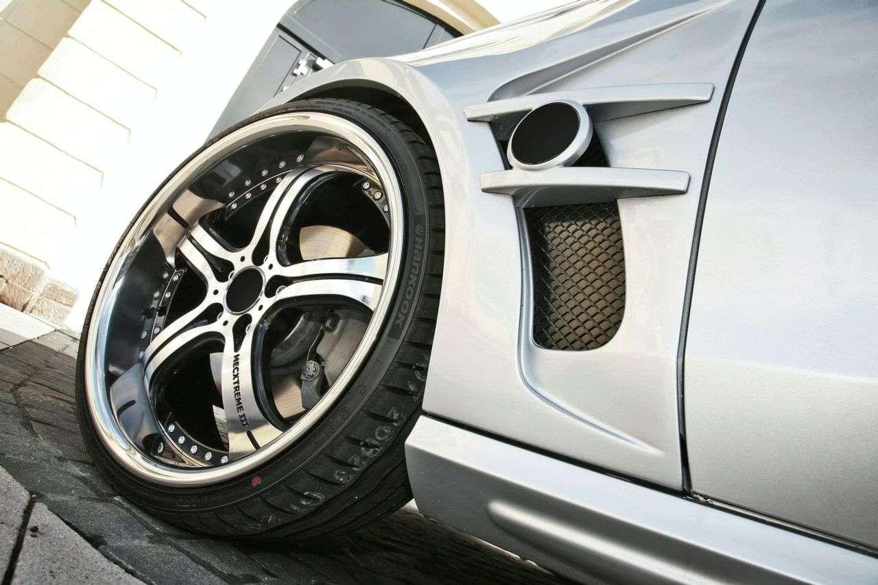 Mercedes E-klass od ATTTEC