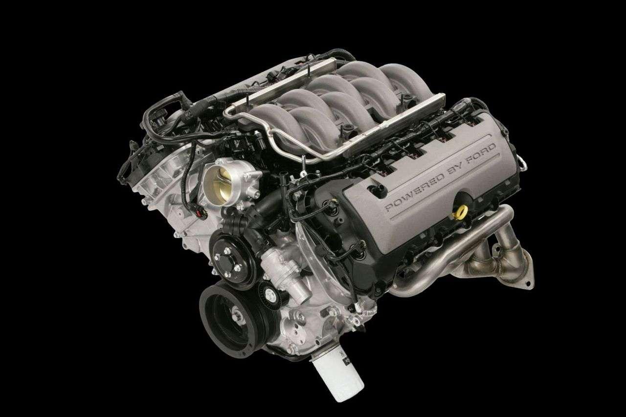 Ford Mustang GT V8 415 2009