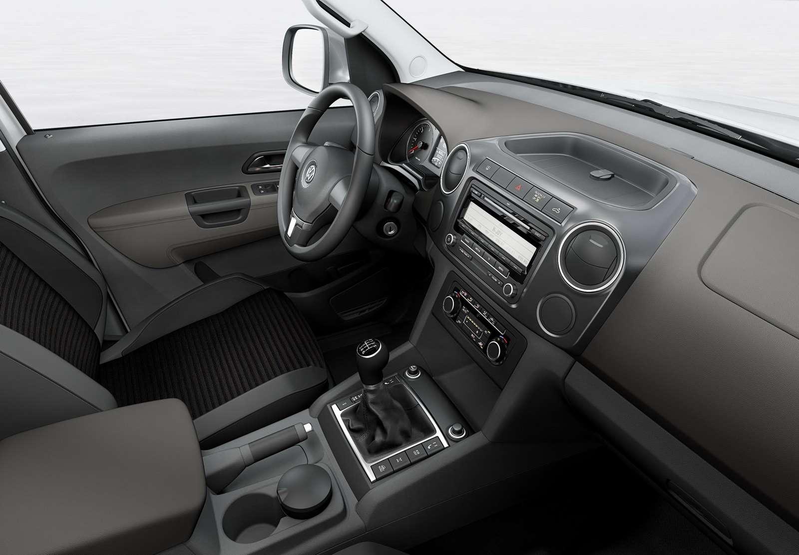 Volkswagen Amarok gotowy do produkcji seryjnej 2009
