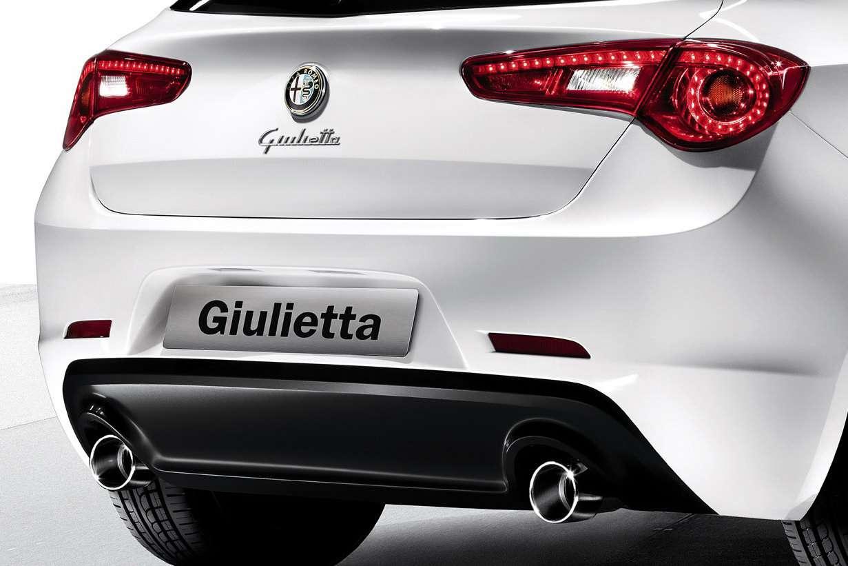 Alfa Romeo Giulietta Milano 2009 firt officcial
