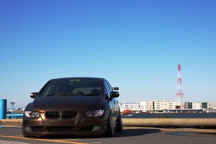 Honda Odyssey BMW mod 2009