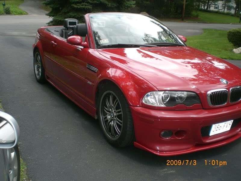 BMW M3 LCD element 2009