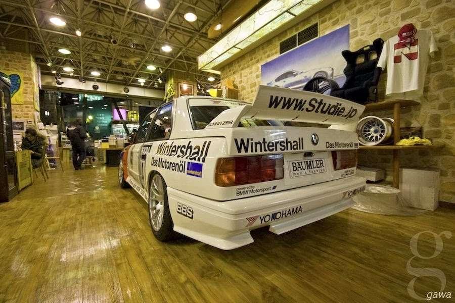 Symulator wyscigowy z BMW M3 od japonczykow
