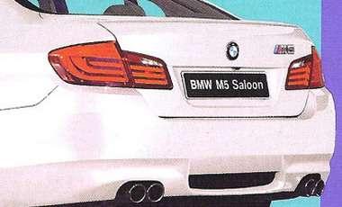 BMW M5 2011 fot rs 2009