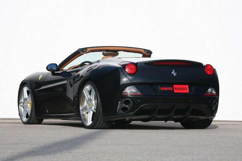 Novitec Rosso Ferrari California 2009
