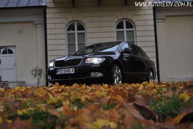 Skoda Superb II 3.6 FSI V6 260KM 4x4 Platinum