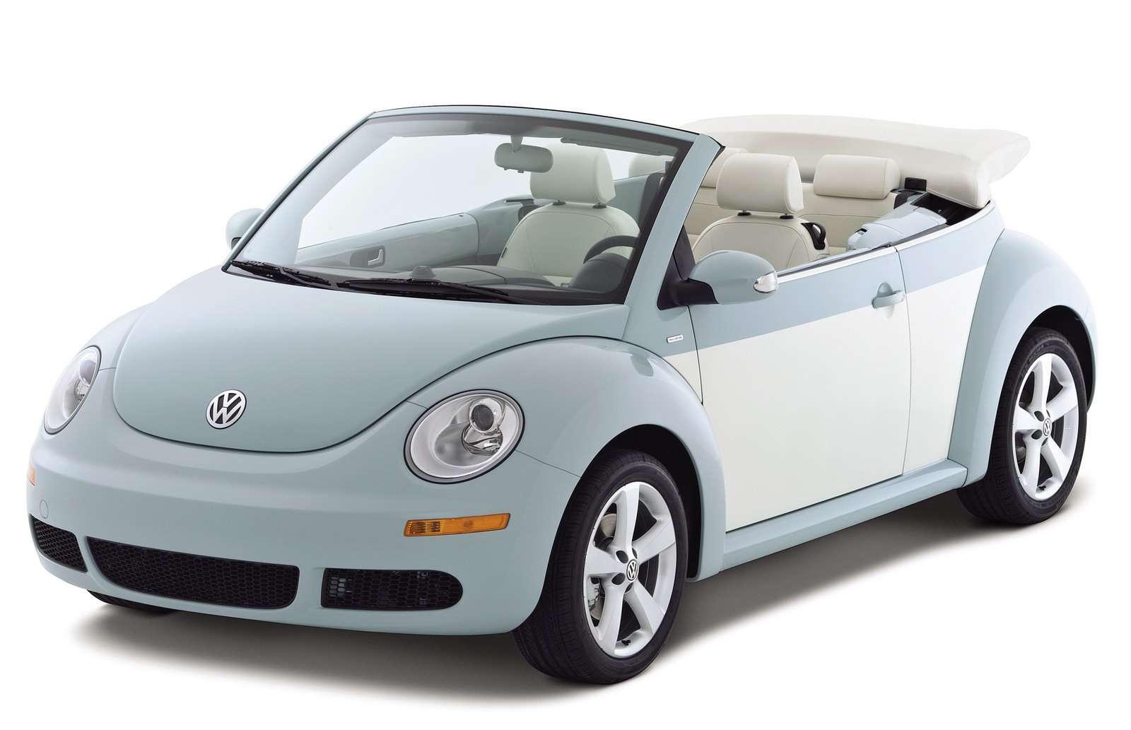 Volkswagen New Beetle final edition 2009