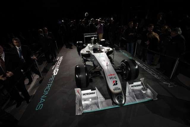 Mercedes GP Petronas 2010