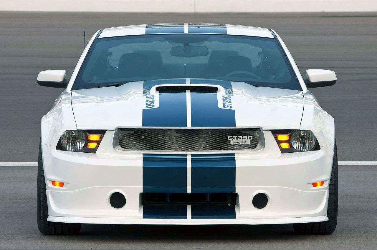 Ford Mustang Shelby GT350 2010