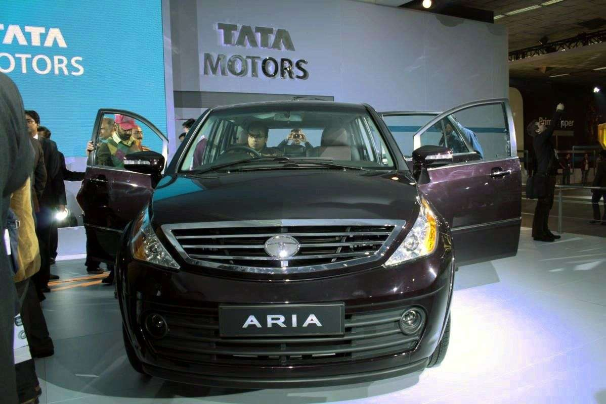 Tata Aria 2010 fot Delhi