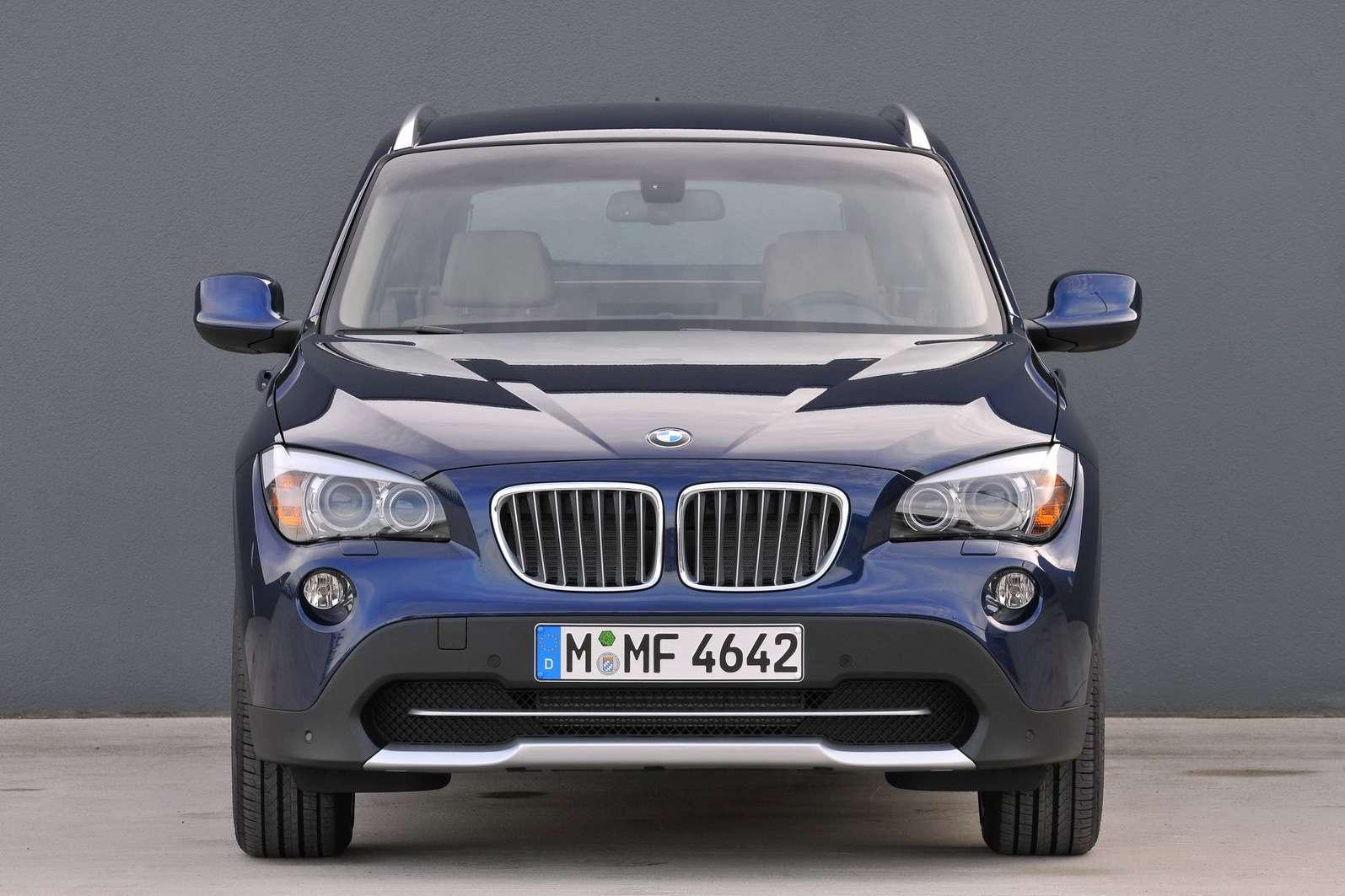 BMW X1 High 2010
