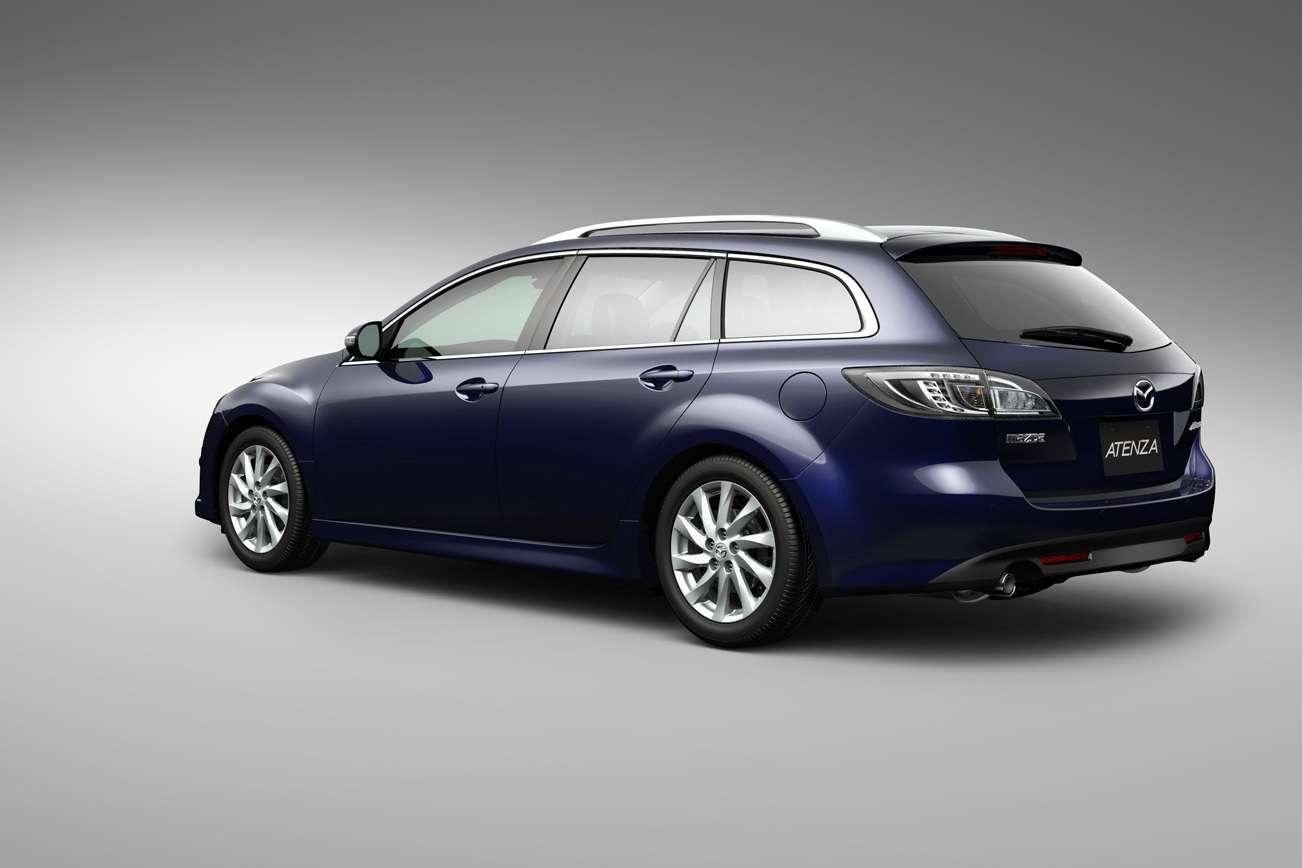 Mazda6 2011 Genewa 2010 fot
